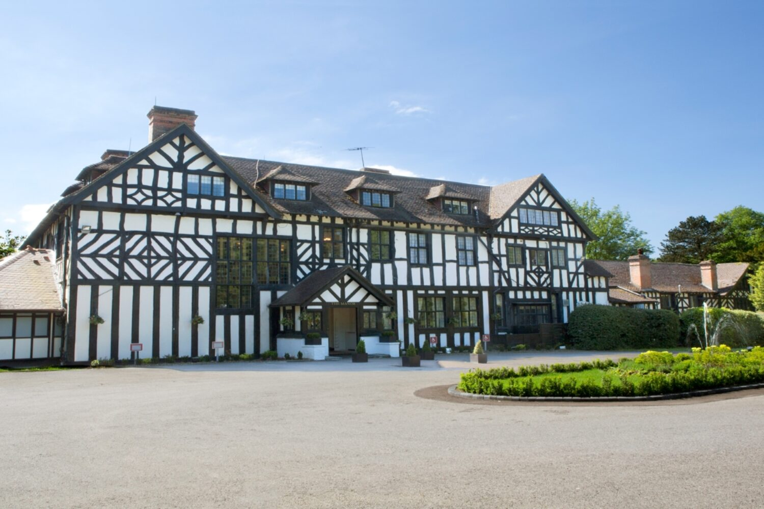 The Manor at Elstree